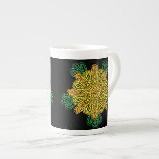 Fall Flower 1 Bone China Mug