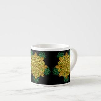Fall Flower 1 Espresso Mug