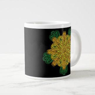 Fall Flower 1 Jumbo Mug