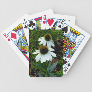 Fall Flower Poker Deck