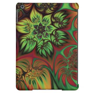Fall Flowers iPad Air Case