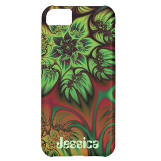 Fall Flowers iPhone 5C Covers