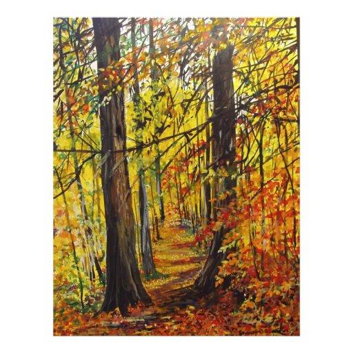 Fall Full Color Flyer