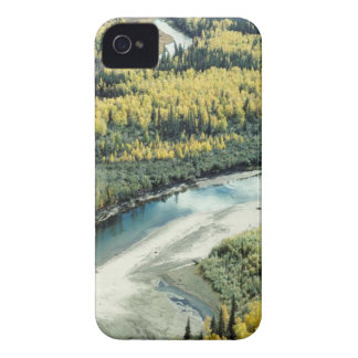FALL FOLIAGE BRIGHTENS THE LANDSCAPE Case-Mate iPhone 4 CASE