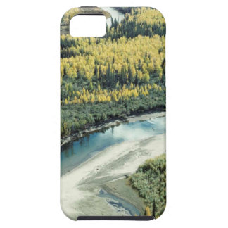 FALL FOLIAGE BRIGHTENS THE LANDSCAPE iPhone 5 CASES