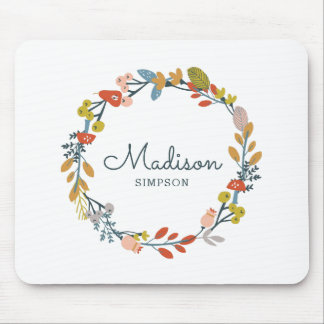 Fall Foliage Mouse Mat
