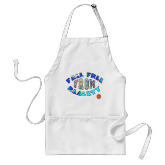 Fall Free From Reality Standard Apron