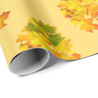 Fall Glory Wrapping Paper