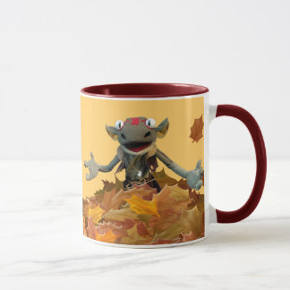 Fall Goblin Mug