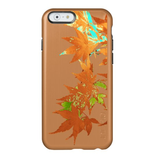 Fall Gold Japanese Maple Leaves Garland Incipio Feather®