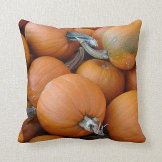 Fall Harvest Pumpkins Cushion