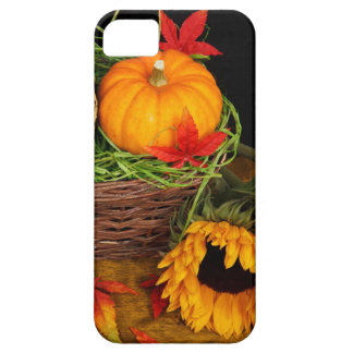 Fall Harvest Sunflowers iPhone 5 Case