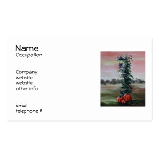 Fall II Business Cards