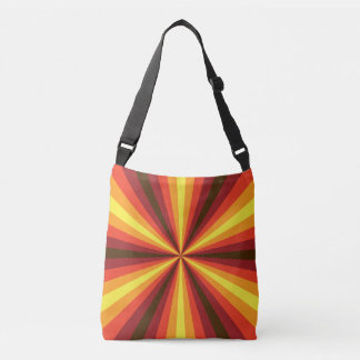 Fall Illusion All-Over-Print Bag