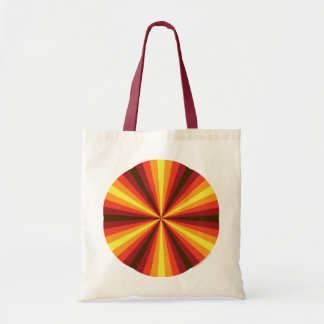 Fall Illusion Light Tote Bag