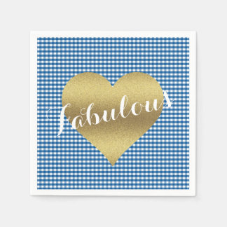 Fall In Love Kitsch Country Wedding Party Napkins Disposable Napkin