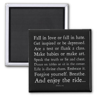 fall in love magnet