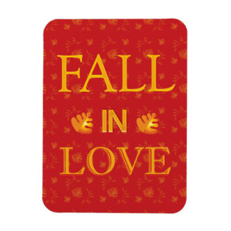 Fall in Love Flexible Magnets