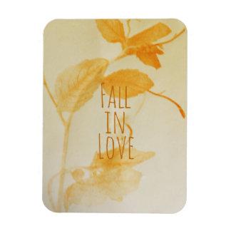 Fall in love flexible magnet