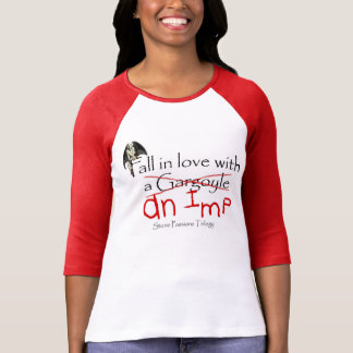 Fall in Love with an Imp Red T-Shirt