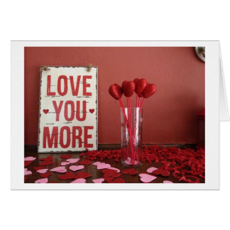 """FALL IN LOVE WITH YOU EVERY DAY"" VALENTINE'S CARD"