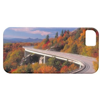 Fall in North Caroline Blue Ridge Parkway iphone iPhone 5 Covers