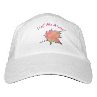 fall leaf hat
