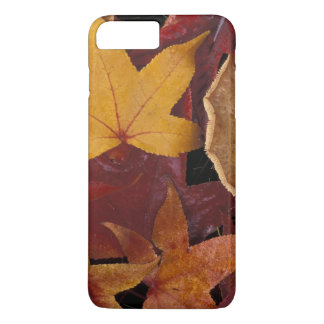 Fall leaves and toadstool iPhone 8 plus/7 plus case