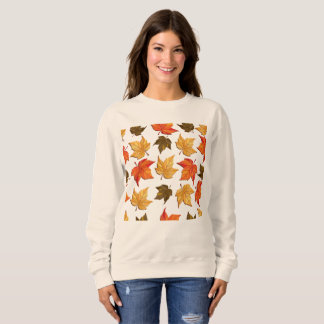 Fall Leaves (Autumn) Sweatshirt