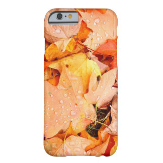 Fall Leaves Barely There iPhone 6 Case