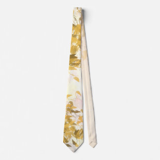 Fall Leaves Custom Tie