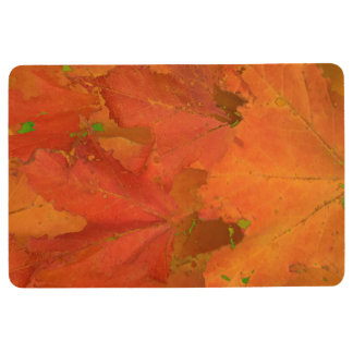 Fall Leaves Floor Mat