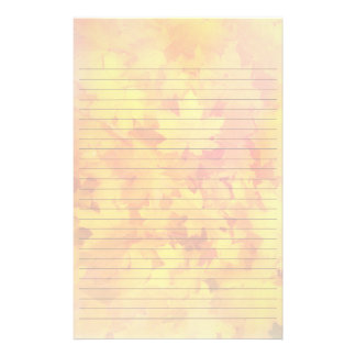 personalized writing paper stationery