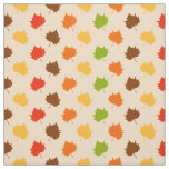 Fall Leaves, Rainbow Leaf Nature Fabric