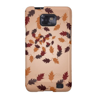 Fall Leaves Spiral Galaxy SII Cover