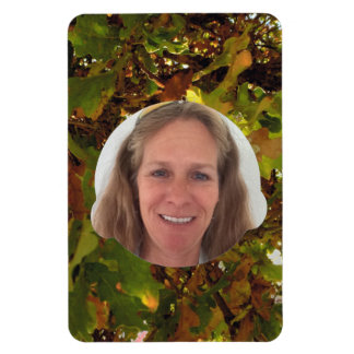 Fall Lol Photo Frame Magnet