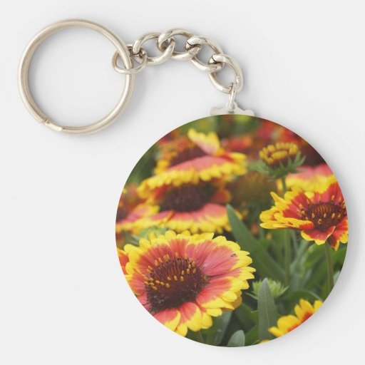 Fall Meadow Keychains