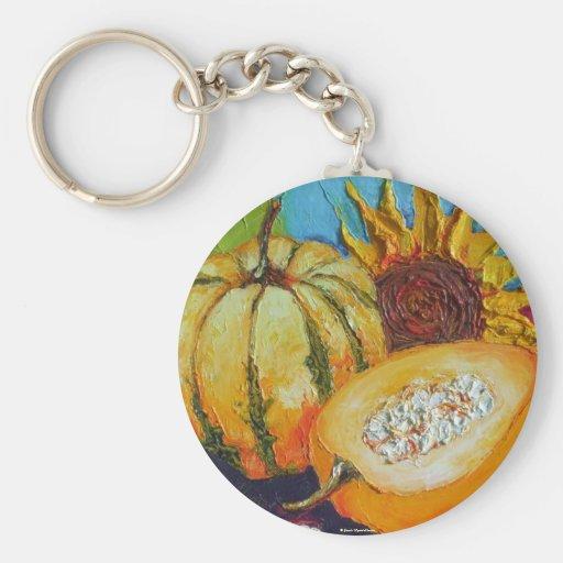 Fall Medley Key Chain
