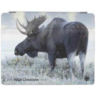 Fall - Moose iPad Cover