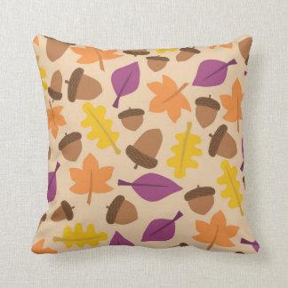 Fall Motive Pillow
