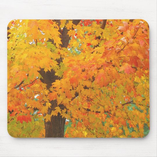 Fall mousepad