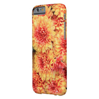 Fall Mums Phone case Barely There iPhone 6 Case