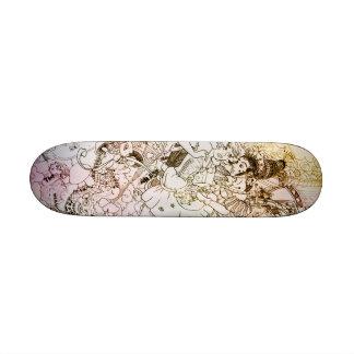 Fall of Alice 19.7 Cm Skateboard Deck
