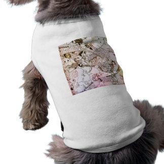 Fall of Alice Sleeveless Dog Shirt
