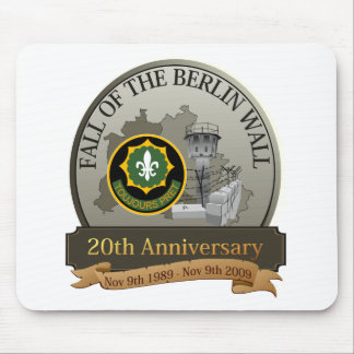 Fall of the Wall - 2nd ACR Mouse Pad