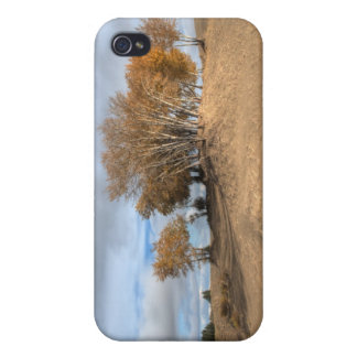 Fall on the High Desert Covers For iPhone 4