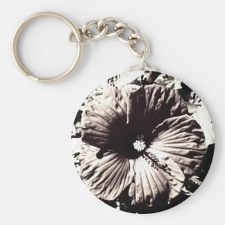 Fall Out Basic Round Button Key Ring