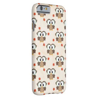 Fall Owl Barely There iPhone 6 Case