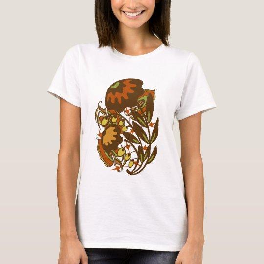 Fall Paisley T-Shirt