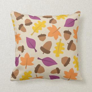 Fall Pattern Cushion